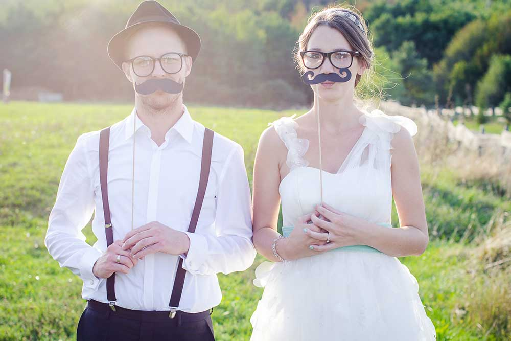 pomysł na sesję ślubną w górach